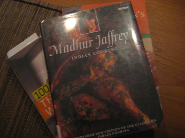 Cookbook by Madhur Jaffrey